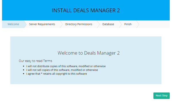 Deals Manager 2 CRM - 2