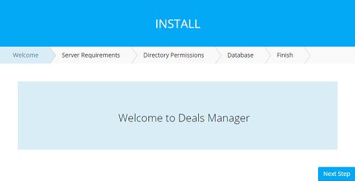 Drag Drop Deals Manager CRM Download